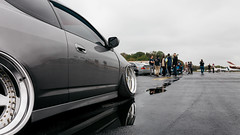 @dc5doug (1 of 1) (Tconnors_) Tags: cars camber canon5d canon canonphotography capturethemoment acura honda hre carshow s2000 stanced stancesociety chevy gtr bagriders bags bmw limbo hatch eg ek 2step vtech turbo rims wheels rotiform lexus