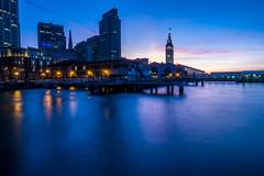 Sweet night - San Francisco - 4 (Carandoom) Tags: 2018 san francisco water night long exposure sky sony rx10m4 building city