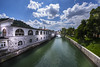 River Ljubljanica in Ljubljana - Slovenija (R.Smrekar-CH) Tags: perspektive river city 000100 d750 smrekar 2018 slovenija