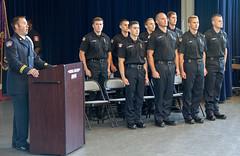 180613_NCC Fire Fighter Academy Commencement_017 (Sierra College) Tags: 2018commencement davidblanchardphotographer firefighteracademy ncc firstclass class182