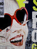 ... Compra y sé feliz  ... (Lanpernas .) Tags: mercadotecnia street readymade carteles deteriorado publicidad art pub cameraphone donostia 2018 capitalismo pop