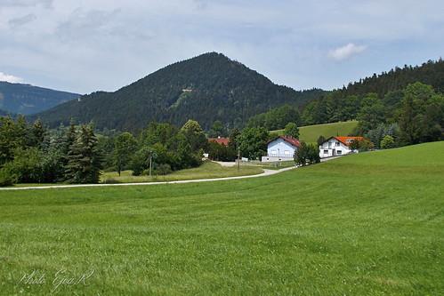 Mountains Landscape Summer/  Hegyek Táj Nyár