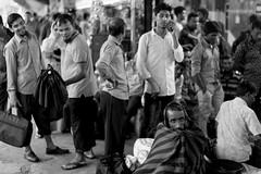Homebound'2018 (A. adnan) Tags: monochrome travel journey bangladesh chittagong eid 2018 islam muslim festival homebound documentary sony a7riii goinghome train railway railwaystation transportation transport jampacked crowded risky dangerous