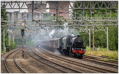 45212 & 60103 (AlanP) Tags: 45212 60103 flyingscotsman rugeley 1z59 thelakesexpress
