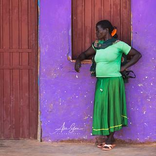 Colors of Key Afer Market (Key Afer, Ethiopia 2014)