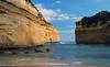 Loch Ard Gorge. Vic Australia. (Bernard Spragg) Tags: lochardgorge auatralia lumix seascape scenery beach water ocean cliffs landscape