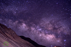 Milky Way… (Joy lens) Tags: milky way galaxy sky star himalaya mountain india night magic romance hill