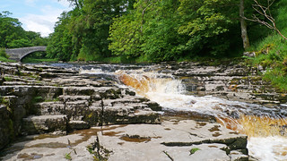 Stainforth Force, River Ribble