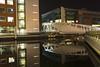 Princes Dock Bridge Reflection (David Chennell - DavidC.Photography) Tags: liverpool merseyside bridge princesdock reflection