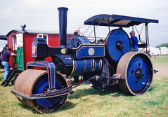 Armstrong Whitworth Steam Roller (SR Photos Torksey) Tags: steam roller road transport traction engine rally show vehicle vintage armstrong whitworth