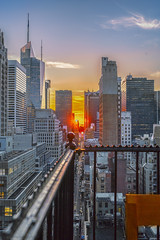 Sunset at 8:01 (hilarybachelder) Tags: fe35f14 a7rii above angle architecture beautiful composition cityscape city clouds color dof depthoffield fullframe frame goldenhour golden goldenrectangle illuminated leadinglines lines leading mirrorless manhattan magical nyc orange sony sonya7rii red sky up urban vantagepoint viewpoint vivid view yaleclub yellow zeissbatis zeiss zeiss35mm14 sonyzeiss3514 sonydistagon3514 35mm wide wideangle skyline street 44thstreet midtown vanderbilt 44thst vanderbiltave east west