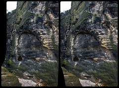Rock arc 3-D / CrossView / Stereoscopy / HDRaw (Stereotron) Tags: sandstone mountains czechrepublic tisa felsenwände felsenlabyrinth europe germany deutschland crosseye crossview xview pair freeview sidebyside sbs kreuzblick 3d 3dphoto 3dstereo 3rddimension spatial stereo stereo3d stereophoto stereophotography stereoscopic stereoscopy stereotron threedimensional stereoview stereophotomaker stereophotograph 3dpicture 3dimage canon eos 550d chacha singlelens kitlens 1855mm tonemapping hdr hdri raw stonearc rockarc
