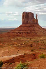 20090601 Monument Valley 001.jpg (Alan Louie - www.alanlouie.com) Tags: monumentvalley landscape arizona oljatomonumentvalley unitedstates us ussouthwest
