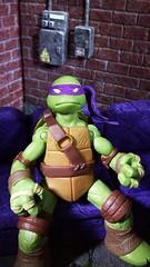 Donatello (custombase) Tags: tmnt teenagemutantninjaturtles teenage mutant ninja turtle donatello don nickelodeon figure toyphotography