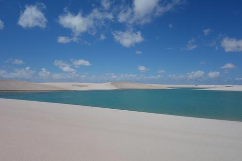 C'est ce magnifique paysage qui entraîne les curieux du monde entier à visiter ce désert.