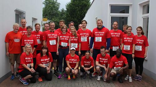 Zusammen mit dem Läuferteam der SPD Oldenburg habe ich am Brunnenlauf in Eversten teilgenommen.