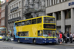 AV398 - Rt77A - CollegeGreen - 300518 (dublinbusstuff) Tags: dublinbus dublin bus ax398 coastaltours ringsend route77a citywest tallaght alx400 alexander volvob7tl college green trinity