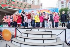 Праздник детства на Бульваре Роз