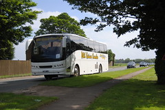 Phil Haines Coaches (Hesterjenna Photography) Tags: w77web psv bus coach dennis javelin swallow rainham philhaines coaches boston lincolnshire lincs transport travel excursion expresscoach