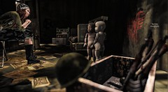 The Perils of War (SLRedFire) Tags: aranmore war second life pictures world virtual innocence