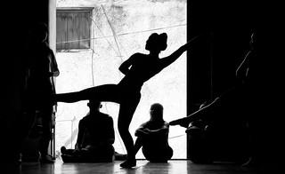 Dance Rehearsals IV