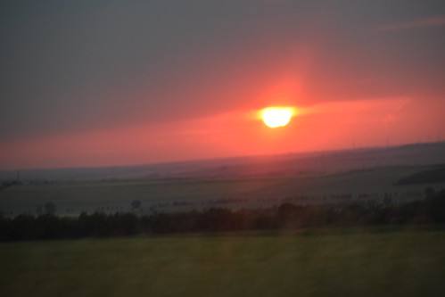 09.06.2019 Sonnenuntergang am Abend des ersten Tages #BPT181