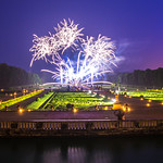 Fireworks at the Vaux-le-Vicomte, Maincy, 20180609 thumbnail