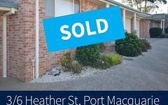 3/6 Heather Street, Port Macquarie NSW