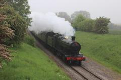2807 at Hailes (372Paul) Tags: toddington broadway cheltenham hailes foremarkehall po kingedwardii 6023 5197 s160 7903 6430 pannier dmu cotswoldfestivalofsteam gloucestershirewarwickshirerailway steam locomotive class20 class26 shunter