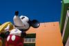 when facing an idol (Troy Hood Images) Tags: tehimages troyhoodimages disneyworld mickey mickeymouse popcenturyresort whenfacinganidol nikon 35mm14g d810 color vacation