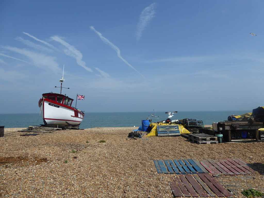 The Saxon Shore Way (Deal to Kingsdown)