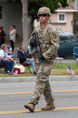US Army 11th ACR 1st Squadron Marching Unit (mark6mauno) Tags: us army 11th acr 1st squadron marching unit 59thannualtorrancearmedforcesdayparade 59th annual armed forces day parade 2018 nikkor 70200mmf28evrfled nikon nikond810 d810