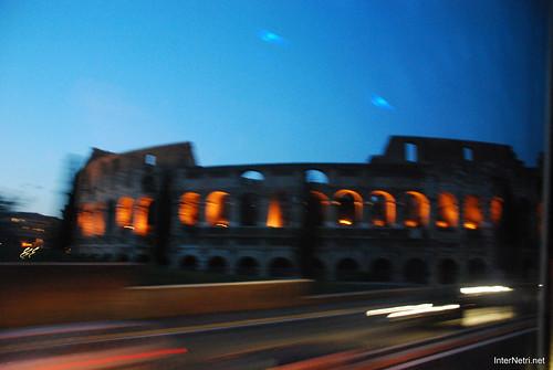 Нічний Рим, Італія InterNetri Italy 095