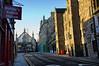 Candlemaker Row / Greyfriars Place, Edimburgo (Miguel Mora Hdez.) Tags: calle street edinburgh edimburgo escocia scotland cielo sky