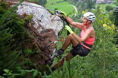 Near The Limit - Difficulty D/E (Bergfex_Tirol) Tags: bergfex sport klettern adventure felswand oesterreich klettersteig via ferrata oostenrijk fixed rope route bergsport autriche tyrol herausforderung österreich alpen alps austria abenteuer tirol challenge mountaineering climbing cliff ziller zillertal zell talbach