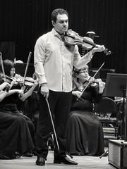 The Violinist (sergeylebedev141) Tags: violinist violin music musician concert orchestra man