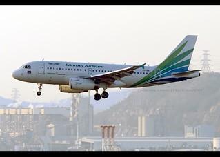 A319-132 | Lanmei Airlines | XU-983 | HKG