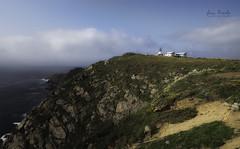 Faro de Punta Estaca de Bares (Luis R.C.) Tags: faros mar niebla marinas pausajes coruña nikon d610