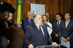 """05/06/18 - Lançamento do Manifesto """"Por um Polo Democrático e Reformista"""""""
