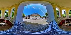 Staatspark Wilhelmsbad (holgerHG) Tags: deutschland hessen hanau wilhelmsbad staatspark kuranlage parkanlage architektur gebäude baum parkway architecture buildings spa complex