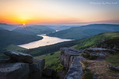Bamford Edge Sunset (marc_leach) Tags: