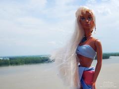 Kida (Lindi Dragon) Tags: the lost empire atlantis kida doll disney disneyprincess mattel