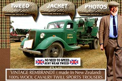 Vintage Rembrandt trousers and Tweed 1 (80s Muslc Rocks) Tags: tweedcap tweed mens gents nz kiwi 2018 canon trousers cavalry twill fashion car auto tractor vehical caps country plaid blazer man old retro dapper clothing rally show parade cars farm sign poster text newzealand tweedjacket school distinguished gentleman ride run gentlemens wearingtweed weartweed