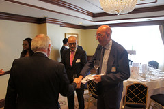 07-06-2018 Exclusive Luncheon with Secretary of State Pieter De Crem - DSC08895