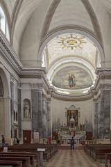 Parrocchia Santi Zenone E Martino (Giovanni Giannandrea) Tags: chiesa santizeno stmartino lazise neoclassical napoleon italy architecture apse parrocchia church