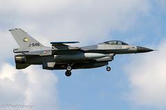 F-16AM, J-646, Nederland (Alfred Koning) Tags: epkspoznańkrzesiny exerciseoefening f16fightingfalcon f16am j646 locatie nederland tigermeet2018 vliegtuigen