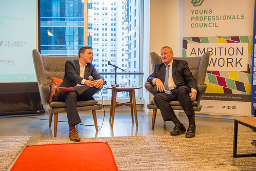 YPC Networking at Pipeline Philly Featuring Unplugged with Mayor Kenney