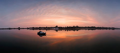 Royal Oak Sunset (Solent Poster) Tags: royal oak langstone mill chichester harbour sunset sunrise seascape landscape djiphantom4proplus dji phantom 4 pro plus