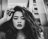 Jess (RW Sinclair) Tags: 18 118 2018 50mm artofchi chicago ilce ilce7m2 june portrait sel50f18 summer a7 a7ii digital f18 mk2 model niftyfifty sony blackandwhite bnw bw woman face asian beauty glamor glamour pose outdoor natural light cool モデル 白黒 ポートレート