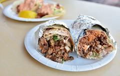 Carne Asada Burrito (jpellgen (@1179_jp)) Tags: 2018 nikon sigma 1770mm d7200 may spring travel bayarea sanjose california cali ca westcoast america usa food foodporn lacosta fishtacos taco burrito tortilla sauce fish mexican mexicanfood